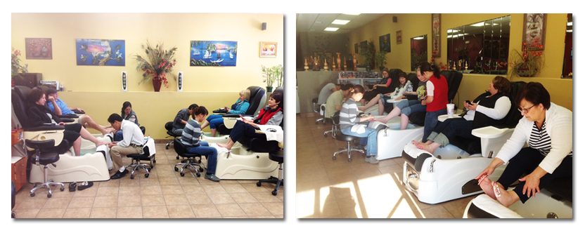 Lovely Nails & Hair, mens womens pedicures, Albuquerque